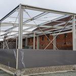 Montovaná hala pro Farma Ráječek