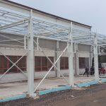 Montovaná hala pro JINOVA II