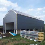 Montovaná hala pro Vinařství Bařina