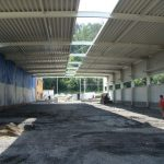 Montovaná hala pro ALU a.s., Černá Hora