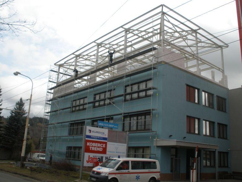 Montovaná hala pro V.D.O.Group s.r.o.