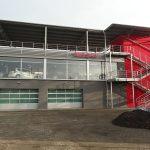 Montovaná hala pro InterAuto Doležal, a.s.