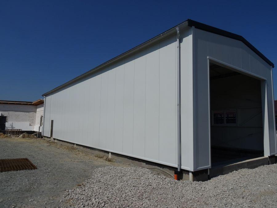Montovaná hala pro SEDOS transport s.r.o.