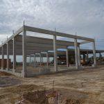 Montovaná hala pro Autocentrum Psota s.r.o.