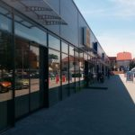 Montovaná hala pro OC Kolín – Stará Plynárna