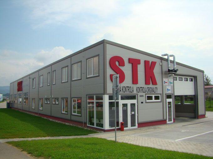Montovaná hala pro MARTINSKÁ STK s.r.o.