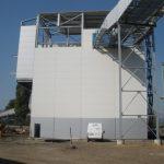 Montovaná hala pro UNITED ENERGY, a.s. – věž č. 2
